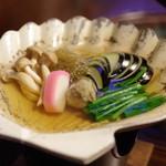 田中屋旅館 - いしる鍋