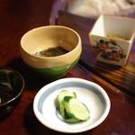 田中屋旅館 - 優しい味