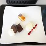 レストランティーズ - 選べるデザート