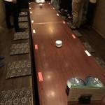 酒・喰~sake・cuisine 麹町 うお・みっつ -