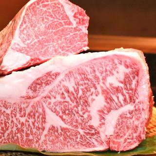 焼肉を超えた素材引き立つ網焼きで特選黒毛和牛を食す贅のひと時
