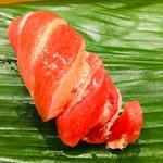 千成鮨 - 料理写真:とろける大トロ