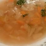 Tokachi - 野菜たっぷりコンソメスープ