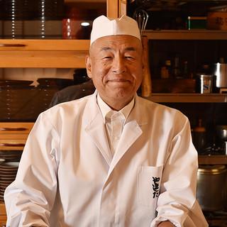 山下茂氏(ヤマシタシゲル)─客人の心をほどく温かなもてなし