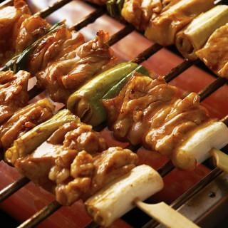 【美味しさのこだわり①】国産鶏肉を使用!