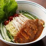 謝謝 - 夏季限定『タレが選べる バンバンジー冷麺』