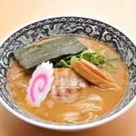 麺肴ひづき あさのや - 料理写真:濃厚魚介拉麺