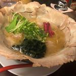 らーめん 嵐 - 嵐チャーシュー麺