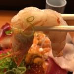 割烹 秋やま - 大きな海老