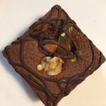 サタデイズ チョコレート ファクトリー カフェ - ブラウニー
