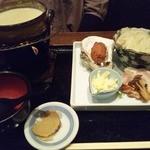 10862400 - 豆乳塩出しつけ麺、980円