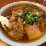 やまや食堂 - 料理写真:チャーシューメン850円