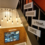 CHEESE CHEESE & Meat. COMTE - その他写真: