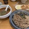 サクラ - 料理写真:つけ麺+からあげ小♡¥880(税込) 鯛だし・つけ蕎麦に変更♪