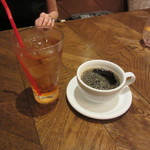 サクレフルール - アイスティー & コーヒー