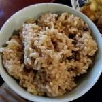 菜はな - 玄米ご飯