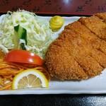 とん亭 - 料理写真:上ロースカツ(150g)