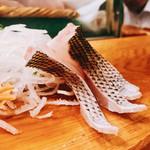 長崎の味処 鮨・割烹さくらい - 料理写真:●伊佐木炙り様