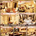 横浜中華街 彩り五色小籠包専門店 龍海飯店 -