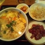 洙苑 - クッパ定食ランチ