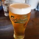 トーレス - 生ビール(カールスバーグ:パイントサイズ)