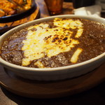カフェ グルー - 焼カレー