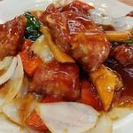 中華料理タカノ - すぶた