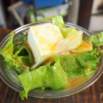 ショー・ラパン - ランチ豆腐サラダ