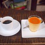 ショー・ラパン - ランチデザート・コーヒー
