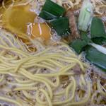 橋本食堂 - 熱っ熱!絶妙な美味しさ。