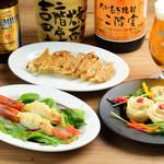 餃子食堂 GYOZA 銀時 - 餃子3品集合