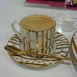 10864226 - コーヒー フォションのカップで!