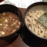 つけ麺もといし - つけ麺300g780円  2011.11