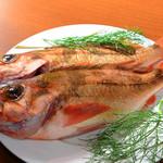 レストラン Citta - 当日仕入れの鮮魚