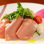 レストラン Citta - 前菜盛合わせ