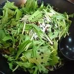 108641828 - 水菜たっぷり