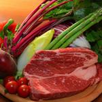 レストラン Citta - お肉と新鮮な野菜