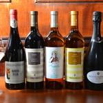 レストラン Citta - ワイン集合