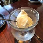 珈琲のシャポー - ホイップクリーム