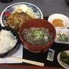 上林 - 料理写真:しょうが焼き定食
