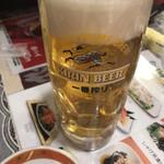 108645552 - とりあえず生ビール