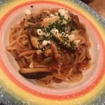 四季ごはん おやびんHOUSE - 本日のスパゲッティー