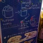108647777 - アイス食べ方指南書♪(´ω`)