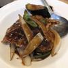 啓徳 - 料理写真:ランチ:黒酢の酢豚