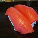 立ち食い弁慶 - 天然本マグロ赤身