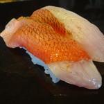立ち食い弁慶 - 金目鯛
