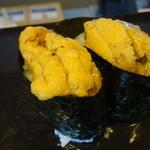 立ち食い弁慶 - 生ウニ