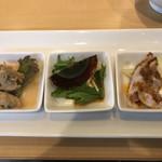 啓徳 - ランチ:前菜