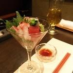 天ぷら 酒菜 醍醐 - お刺身