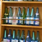 つきのや - 気になる日本酒が沢山あります